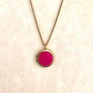Kate Spade Saturday Locket Necklace
